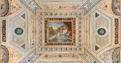 Memorie#Tradimenti nell'Appartamento Floridi di Palazzo Doria Pamphilj