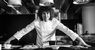 Chef Valentino Cassanelli, la stella di Forte dei Marmi