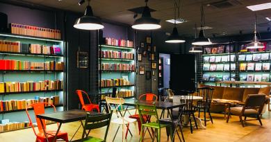 Libri e librerie. Una proposta da Roma