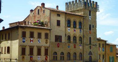 Sotto il sole della Toscana, weekend d'arte ad Arezzo