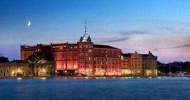 """Hilton Molino Stucky di Venezia candidato """"EUROPE'S & ITALY'S LEADING CONFERENCE HOTEL"""""""